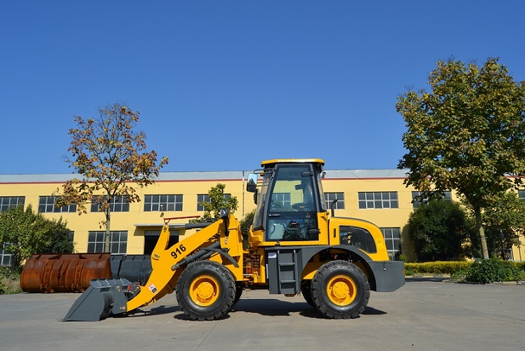 HQ916 Wheel Loader