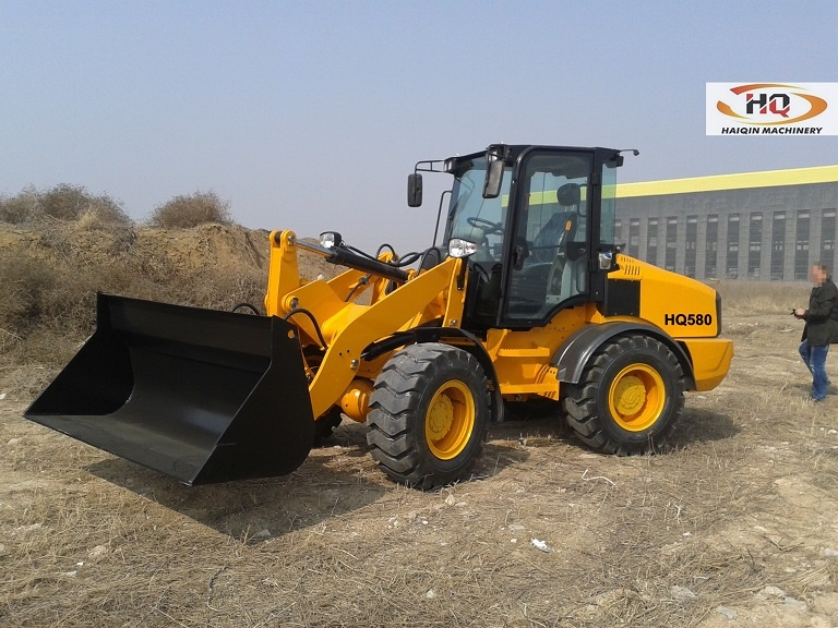 HQ580 Strong Wheel loader
