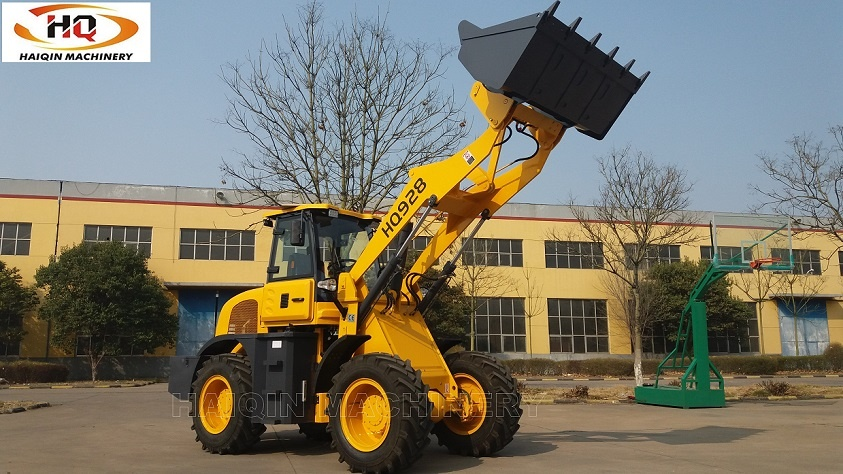 Wheel Loader HQ928