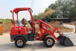 Electric Loader HQ906E
