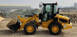New Strong Wheel loader HQ580Pro