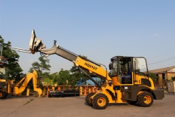 HQ910T Small Telescopic Loader