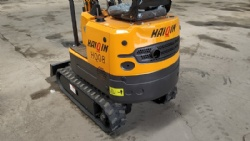 HQ08 Mini Crawler Excavator