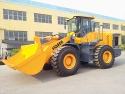Large Wheel Loader HQ956
