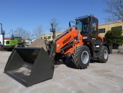 HQ920T Telescopic loader