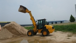 HQ580T Telescopic Loader
