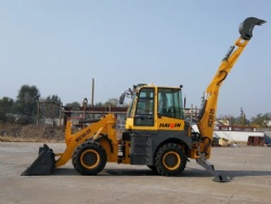 Backhoe Loader ( WZ30-25)