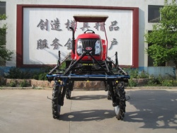 Self propelled spray boom sprayer (HQPZ-700)