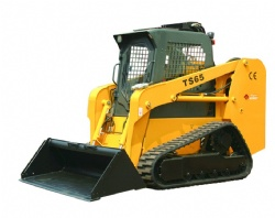Crawler skid steer loader TS65