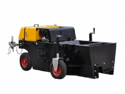 road concrete curb paver machine STHM21