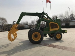 Three Wheel Sugarcane loader-HK710