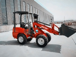 Mini Loader (HQ180) with Yanmar engine