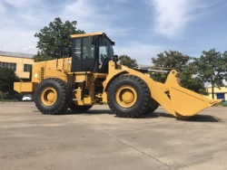 Large wheel loader HQ980