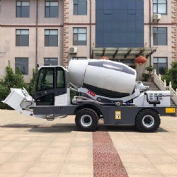Self-Loading Mobile Mixer-HQ2.5