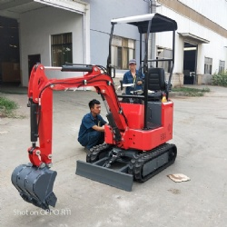 Mini Excavator ( HQ10) with EPA 4 engine